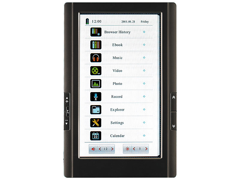 ; EBook-Reader